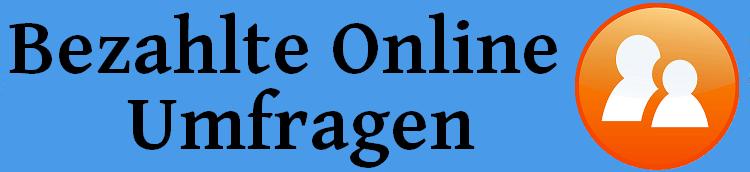 Bezahlte Umfragen Online
